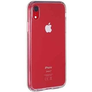 StilGut Hybrid Case Schutzhülle für iPhone XR klar