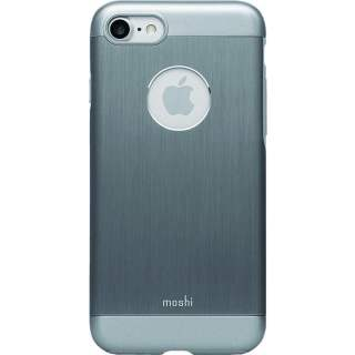 moshi Armour Case Schutzhülle iPhone 8 grau - neu