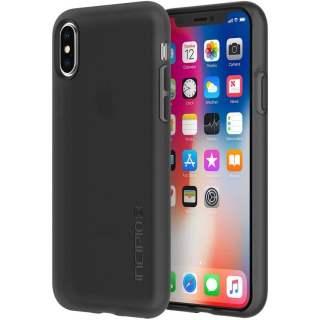 Incipio NGP Schutzhülle Case für iPhone X und 10 schwarz