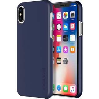 Incipio Feather Ultra Thin Snap on Case Schutzhülle für iPhone X und 10 blau