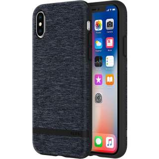 Incipio Esquire Series Schutzhülle Case für iPhone X und 10  blau