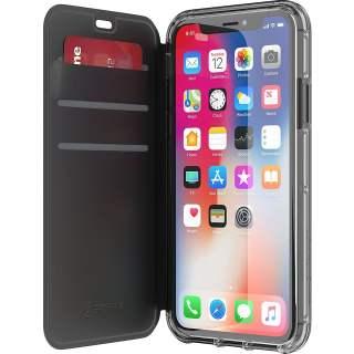 Griffin Survivor Clear Wallet Schutzhülle Case für iPhone X und 10