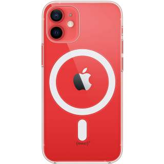 Apple iPhone Schutzhülle mit Mag Safe für iPhone 12 Mini Handyhülle