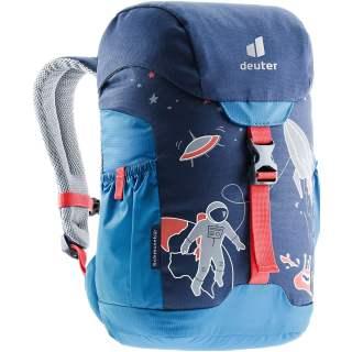 Deuter Schmusebär 8 L Kinderrucksack für Kindergarten blau
