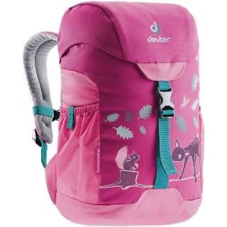 Deuter Schmusebär 8 L Kinderrucksack für Kindergarten pink