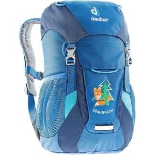 Deuter Waldfuchs 10 L Kinderrucksack für Kindergarten blau