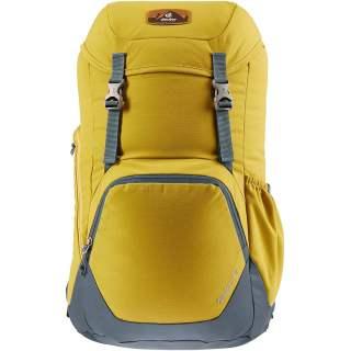 Deuter Walker 24 L Rucksack Freizeitrucksack Schulrucksack gelb